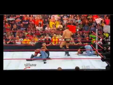 WWE RAW 8/17/09 PART 8/14