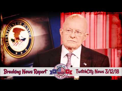 James Clapper Avoids Perjury Charges After 5 Years of Inaction From DOJ