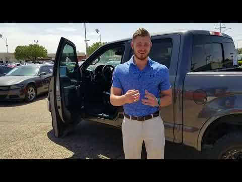 2015 Ford F-150 Lariat Amarillo TX | Best Ford F-150 Dealer Amarillo TX