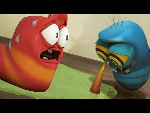 LARVA - BALANCE | Cartoons For Children | LARVA Full Episodes | Cartoons For Children