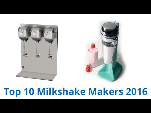 10 Best Milkshake Makers 2016