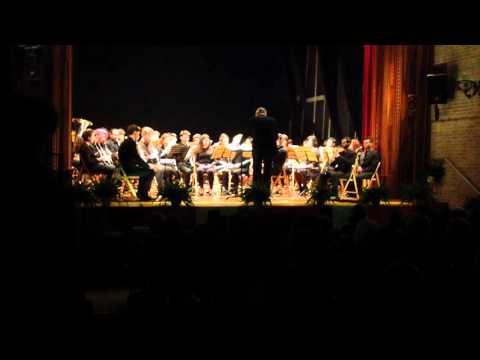 Gaetano Donizetti - Sinfonia in do - MiBe Wind Orchestra - Liceo Musicale di Pescara