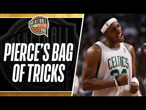 Paul Pierce: Bag of Tricks