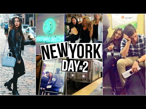 Beautycon Lunches, MEETING MY NEW BOYFRIEND, Shopping In Soho