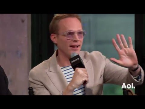 Paul Bettany Compares Wearing Superhero Suits To Working For Verizon | AOL BUILD