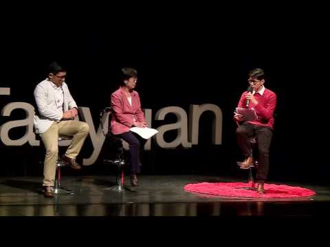 It's time for marriage equality | 尤美女 Mei-Nu Yu & 許毓仁 Jason Hsu | TEDxTaoyuan