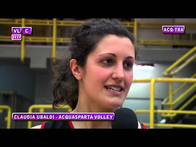 Interviste Acquasparta vs Trasimeno