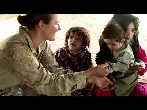 Operation Moshtarak: Female Engagement Teams in Afghanistan