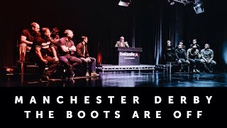 Manchester Derby - The Boots Are Off - Betsafe