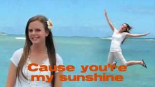 Tiffany Alvord - My Sunshine (Lyrics on screen & download link)