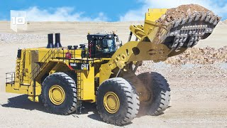 10 Largest and Powęrful Wheel Loaders in the World