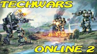 Techwars Online 2 ► Закрытая альфа ► (16+) (Стрим)