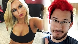 Repeat youtube video YouTuber Secretly FILMED Zoie Burgher Naked? WTF... YouTuber EXPOSED Caught on Camera! Markiplier