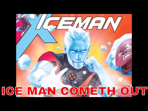 Iceman On A Gay Website