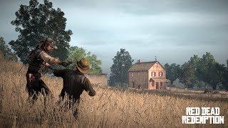 Однажды на Диком Западе - Red Dead Redemption (Часть №2)
