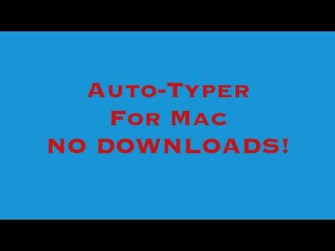 Auto clicker mac with hotkey 5