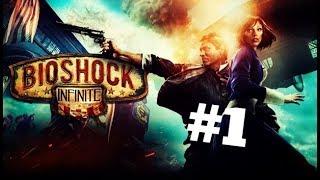 Bioshock Infinite | První epizoda ze hry | Czech Let´s Play | #1