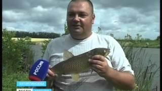 День рыбака в Бутурлиновке отметили отличным уловом