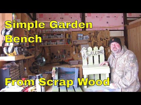 build-a-mini-garden-bench:-easy-diy-scrap-wood-project