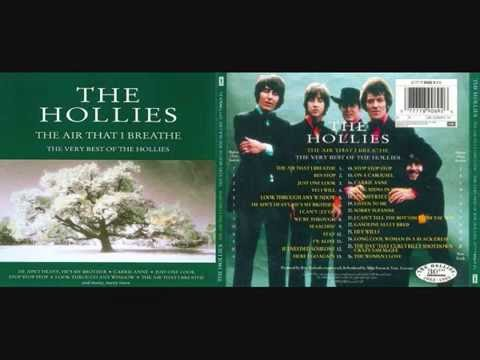 The Hollies ‎– The Very Best Of The Hollies  AUDIO