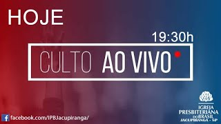 Semana Missionária - Rev Augusto Batista e Rodrigo Ribeiro