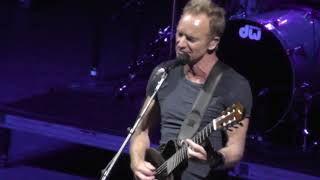 Sting 8 30 17 21 Fragile For Texas Saratoga Springs NY
