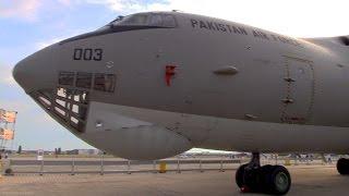 Ilyushin IL-78 Beast - Walkaround + External Views - Airshow Display @ BIAS2015 -
