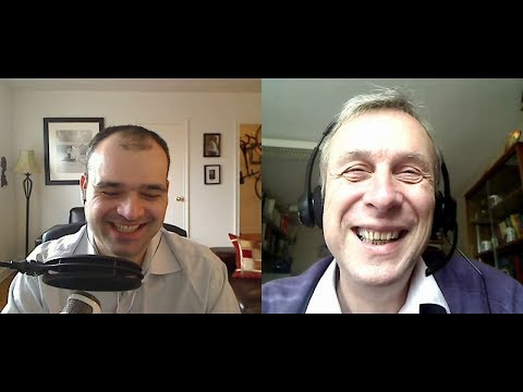 Kevin Warwick on Singularity 1 on 1