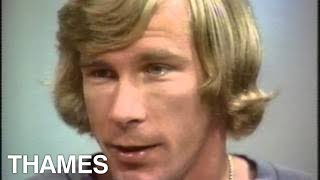 James Hunt - Formula 1 | Thames Television | Today |1976