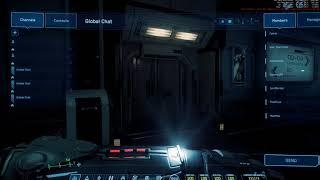 Star Citizen 3.3 PTU - Display Bug - Wrong Aspect Ratio cuts off Text