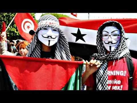 Anonymous Tunisia Vs El Hiwar Ettounsi 2016