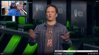 E3 2018   Microsoft Conference [LIVE REACTION]