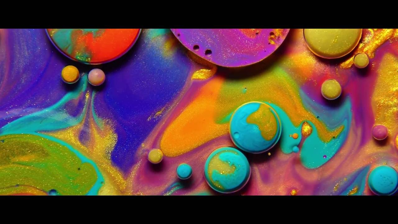COLORS  Experimental Video by Thomas Blanchard Using