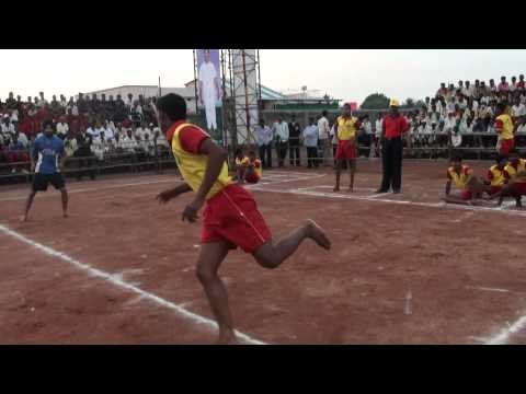 Senior National Langadi semifinal punjab vs karnataka 2010