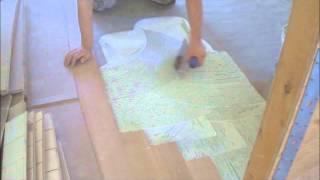 Bostik Glue: Waterproofing Acoustic Sealant Concrete Adhesive for Hardwood Flooring Installation