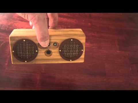 Review Otis & Eleanor Bongo bluetooth speaker