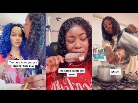 Best Of Victoria Adeyinka Tiktok Compilation 2020 (Part 1)