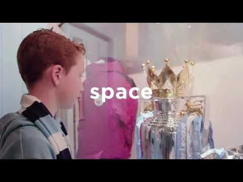 Video of Manchester City Football Club Stadium Tour for One Adult