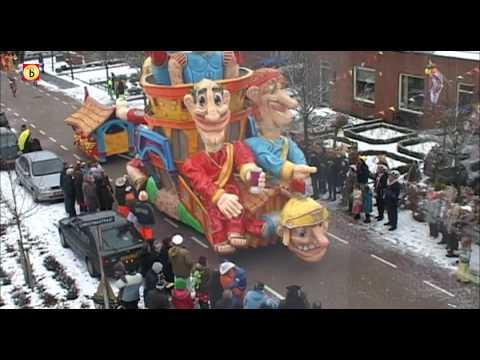 Carnavalsoptocht Rijsbergen 2010