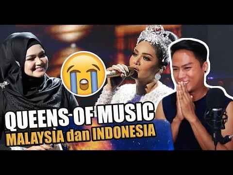 Siti Nurhaliza And Kris Dayanti DIVASEA 2002 | SINGER REACTS