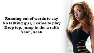 Tinashe - Me So Bad ft. Ty Dolla $ign, French Montana (Lyrics)