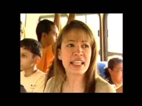Batismo No Ônibus - andrea fontes  (clipe).