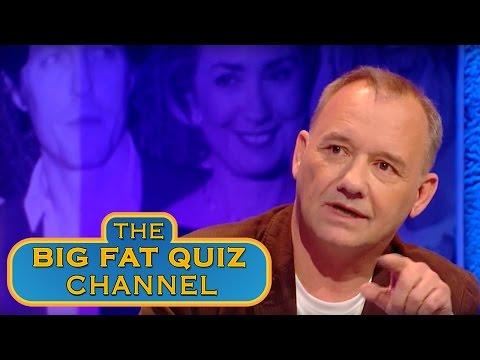 Bob Mortimer Explains Sheep Accents - The Big Fat Quiz of the '90s