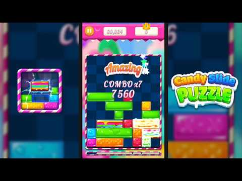 Candy Slide Puzzle: Block Blast - Apps on Google Play