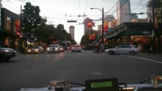 Kilowatt Hour e-bike ride, Oct 2008