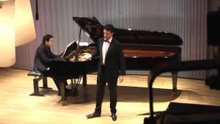 Salomón Zulic del Canto - Dunkelrote Rosen -Gasparone- C Millöcker