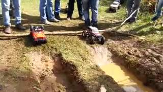 Rc Fanguero 2 valida rock crawling venezuela 2013