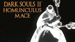 Dark Souls 2 Homunculus Mace Tutorial (dual wielding w/ power stance)