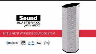 Sound BlasterAxx AXX 200 Feature Demo