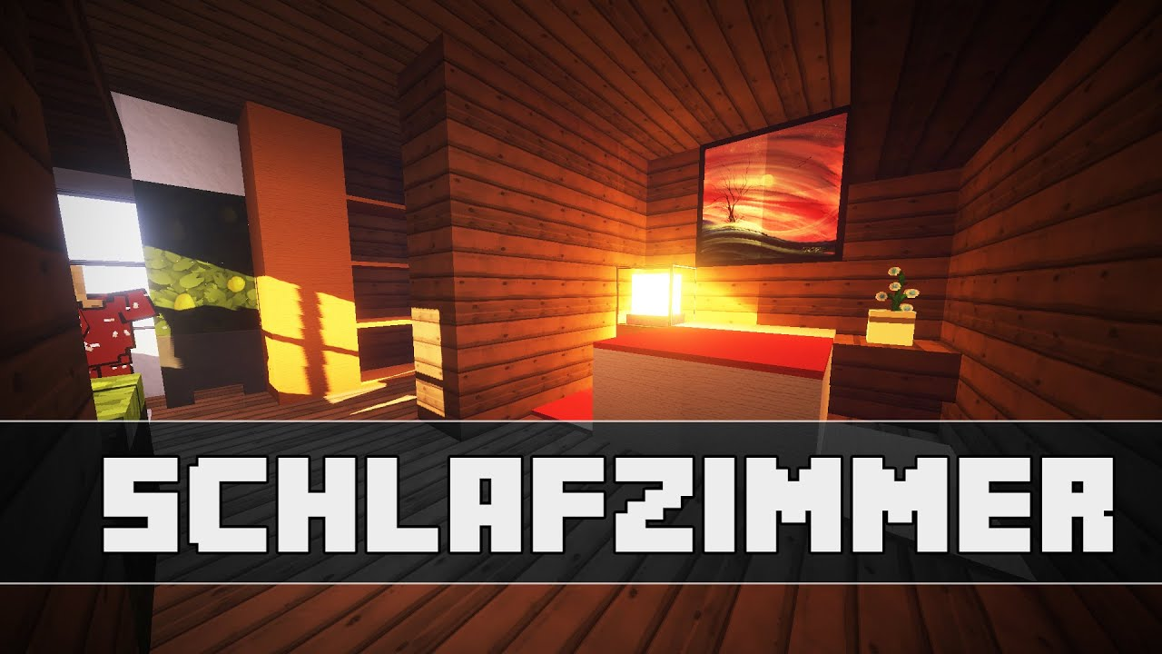 Modernes Schlafzimmer + Bad | Tutorial | HD | Deutsch